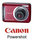 How to recover deleted/formated photos or videoes from Canon Power Shoot Camera
